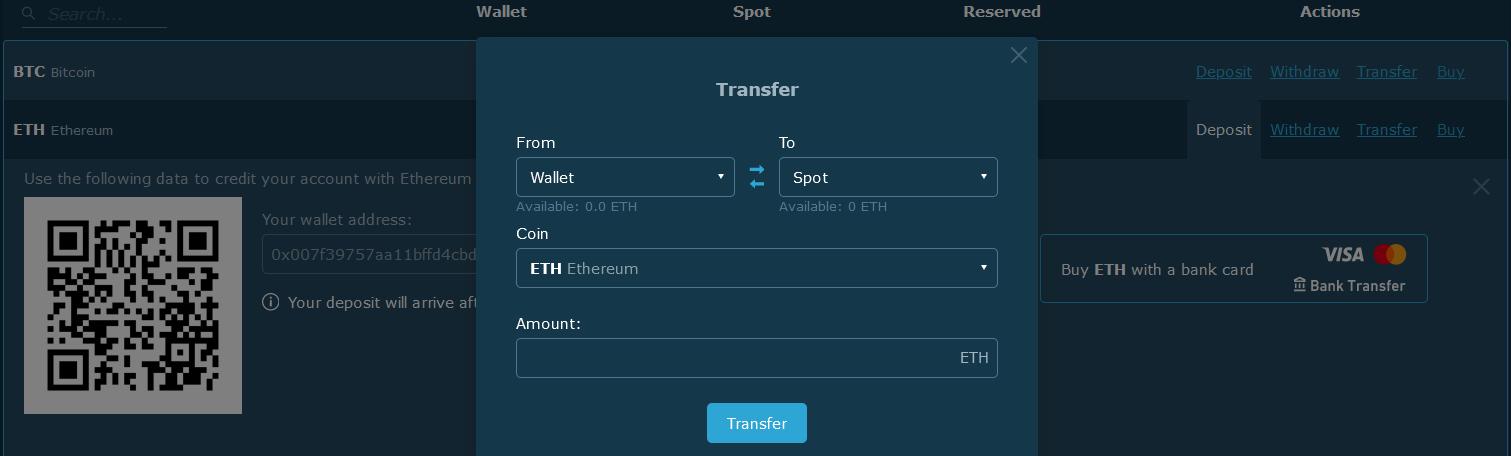 tutorial trading di hitbtc)