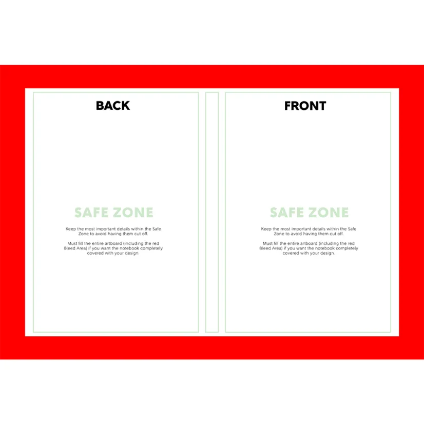 Hardcover Template