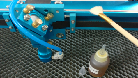 Maintenance manual for Thunder laser cutter