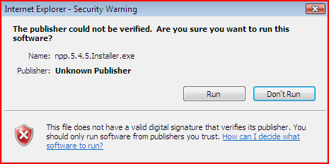 What is a Code Signing Certificate? : K Software