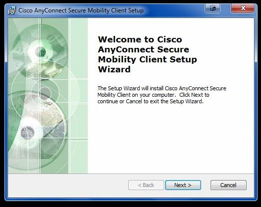 Cisco AnyConnect License Agreement
