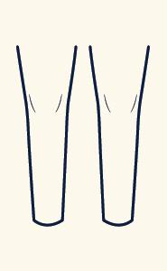 Skinny Leg Style