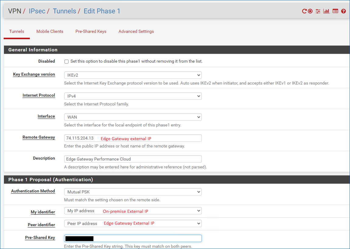 PCv2 site to site vpn_18
