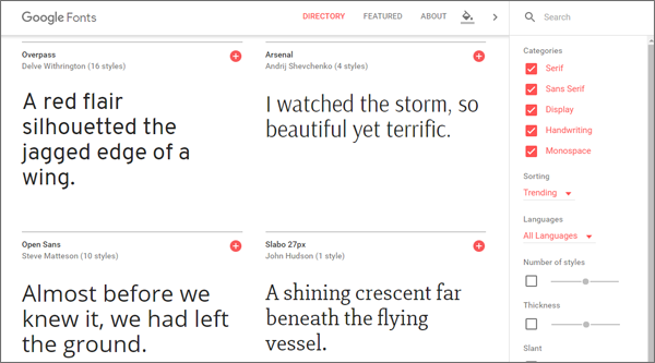 Add New Fonts to Your Ebook : Kotobee