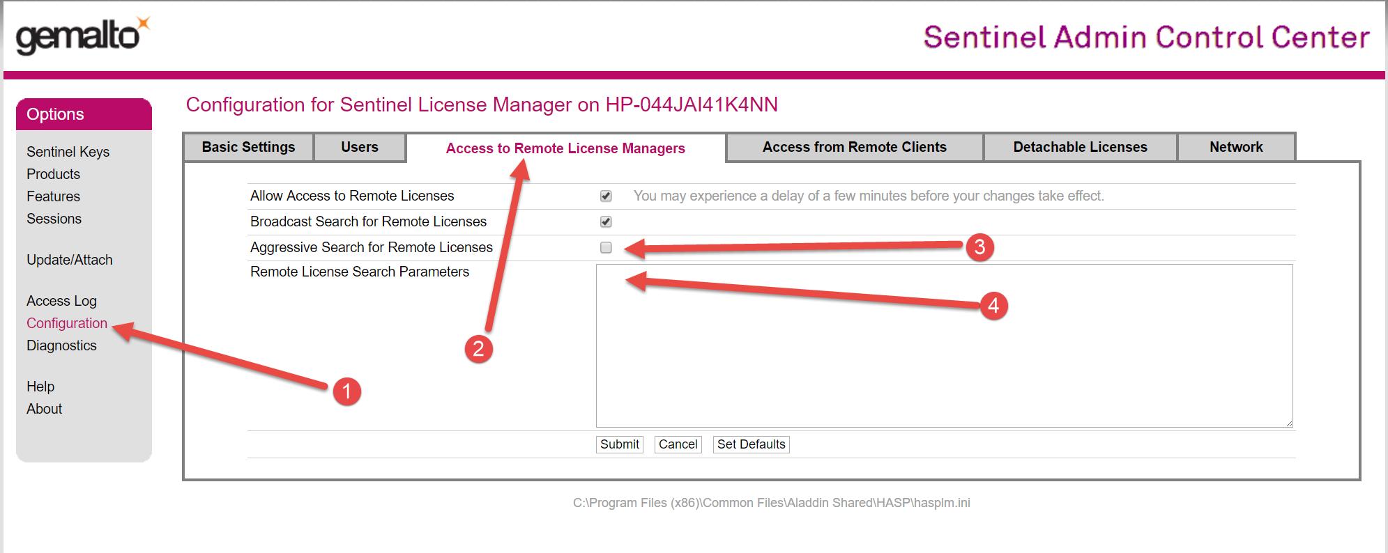 VPN access voor netwerklicentie RFEM