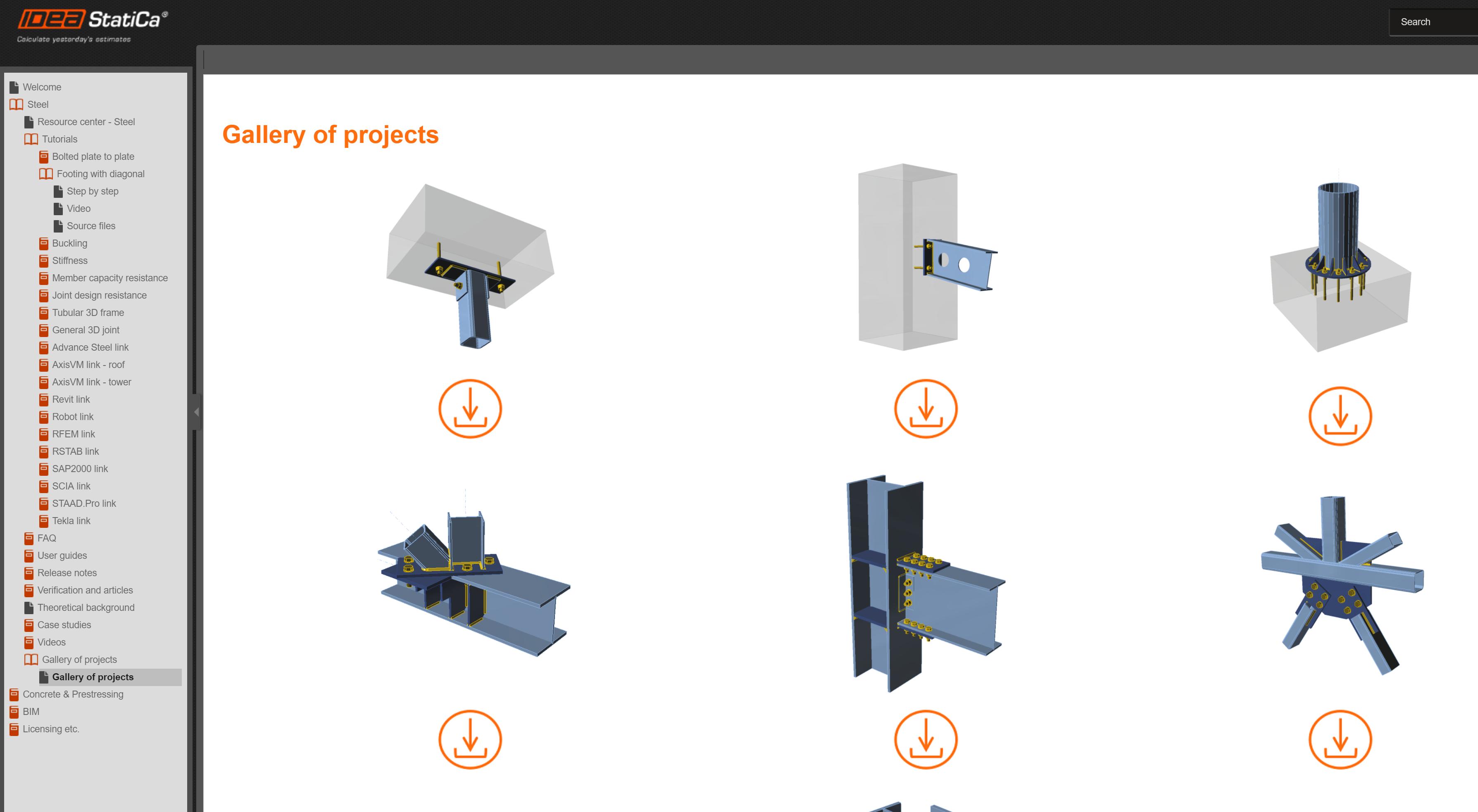 Voorrbeeld verbindingen detailberekeningen IDEA Statica