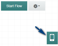 flow simulator button