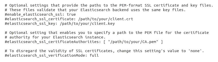 Enabling SSL : Knowledge Base, Community, and Support