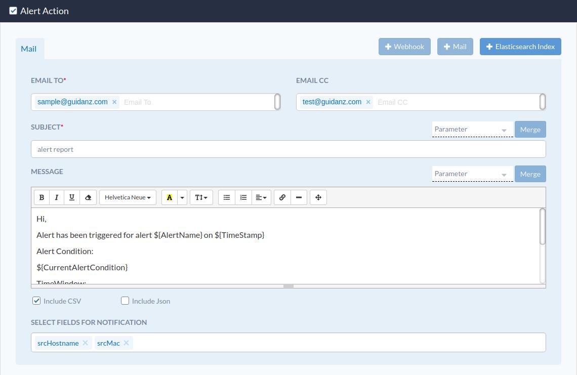 Skedler-Alerts User Guide : Knowledge Base, Community, and