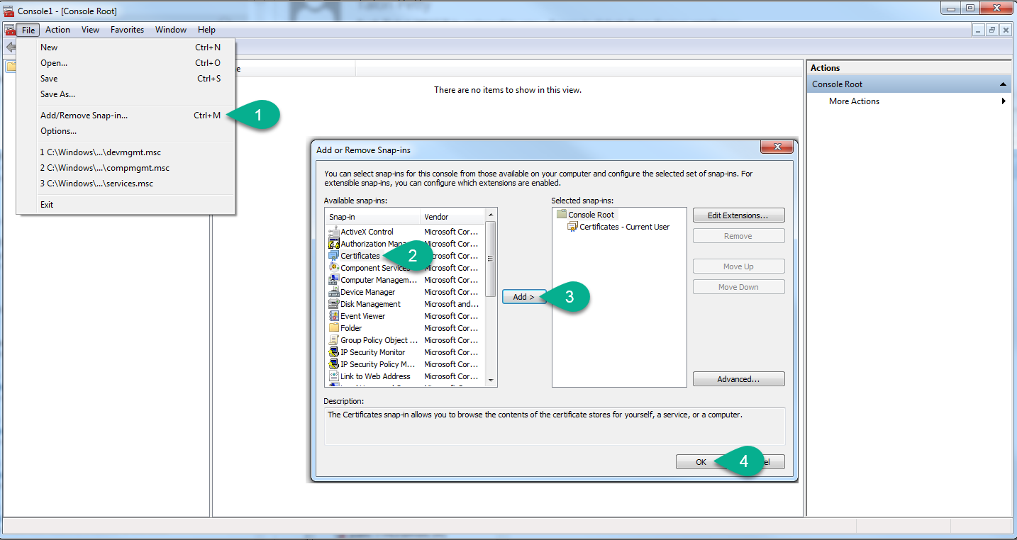 Help with Signing Certificates and the FDI Package Signing Tool ...