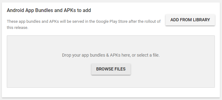 Export Your Library as an Android App to the Google Play