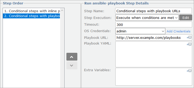 Running Ansible Playbooks :