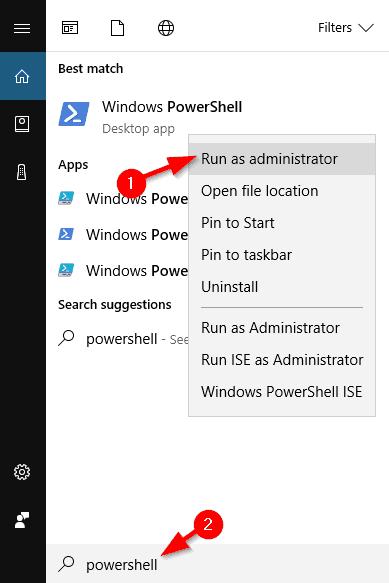 Windows 10 Calculator doesn't run