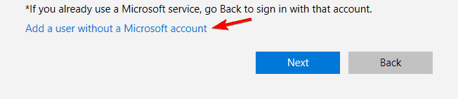 Windows 10 Calculator doesn't start