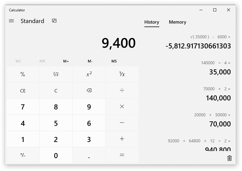 How to fix calculator app not working on Windows 10