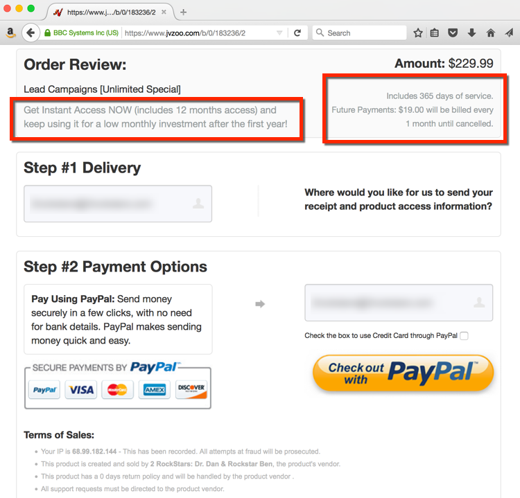 How to cancel future payments on paypal