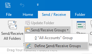 How to export entire emails from an IMAP account connected to Outlook :