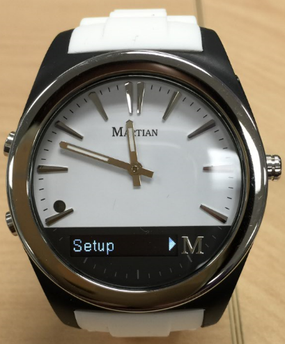 Pair Martian Notifier On Android Phone Martian Support