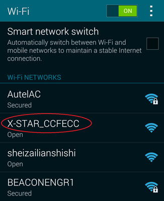 Android WiFi Connection