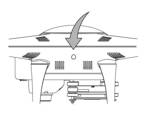 Aircraft Binding Pin Hole