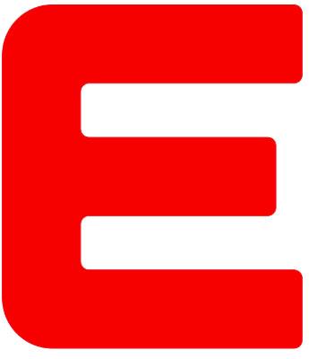 Autel Logo Letter E