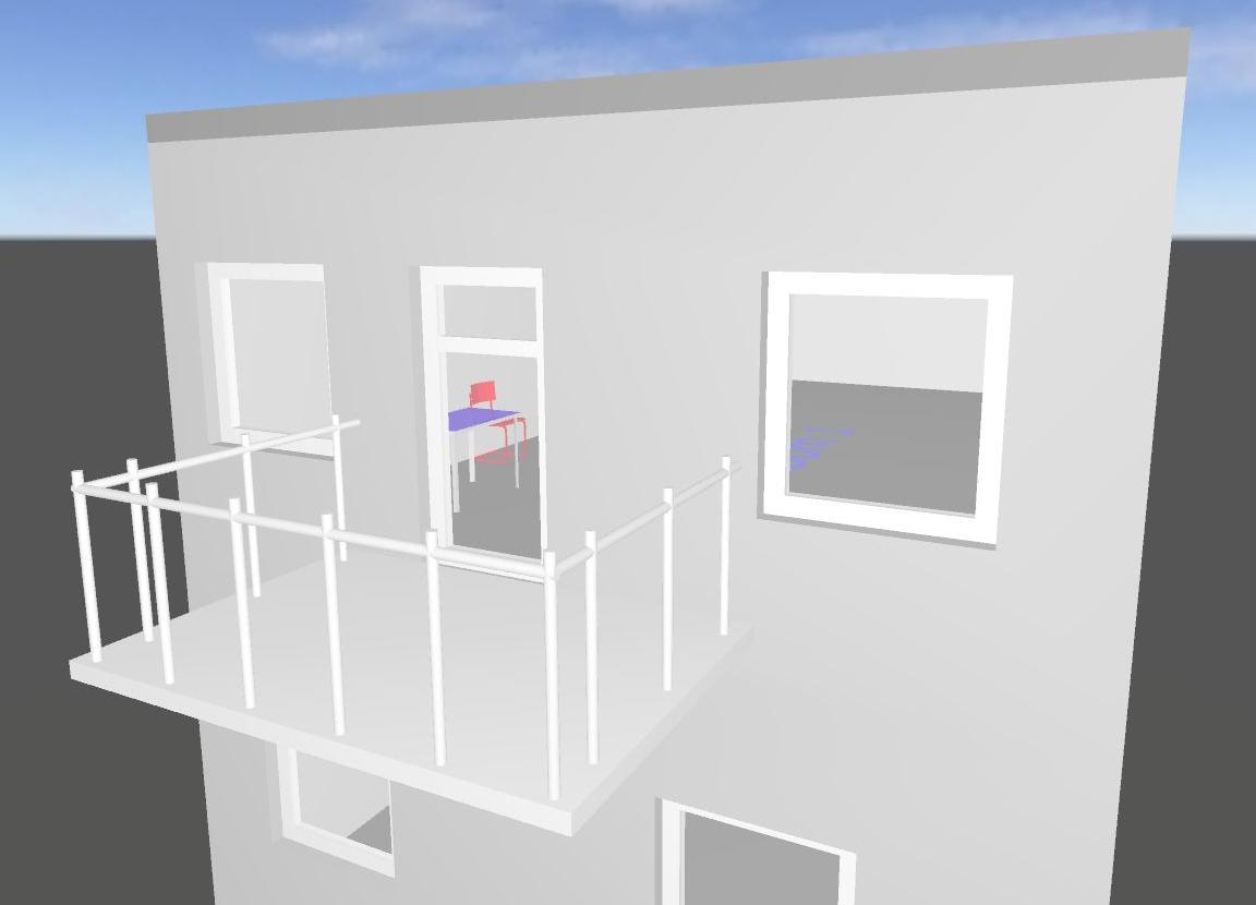 Wie Kann Man Einen Balkon Konstruieren Wissensdatenbank Dialux Evo