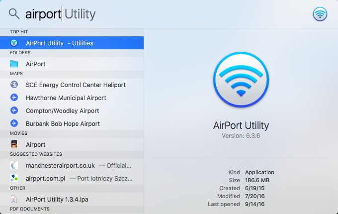 Router as Access Point: Apple AirPort : CUJO LLC