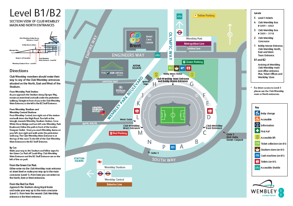 Hotels Near London Stadium