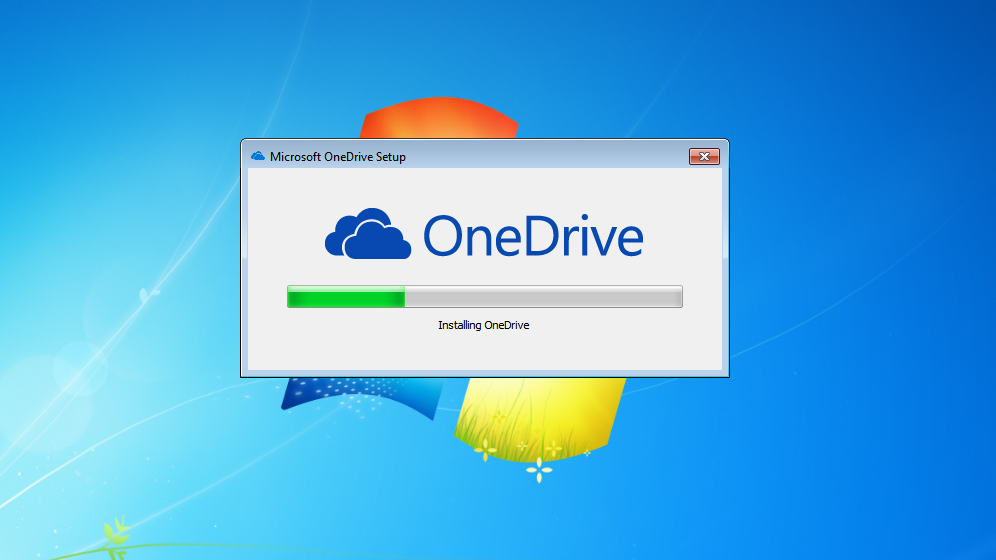 How to download & install: one drive for windows 7 youtube.
