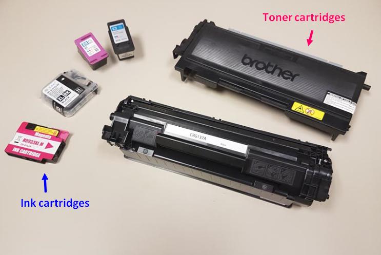 What Is A Toner Cartridge Shopper