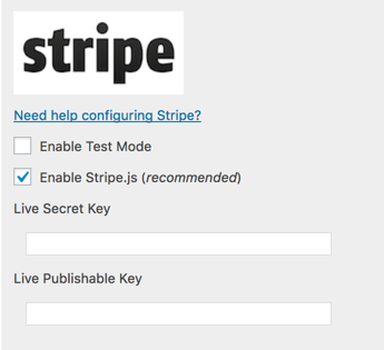 Configuring Stripe : MemberMouse Support