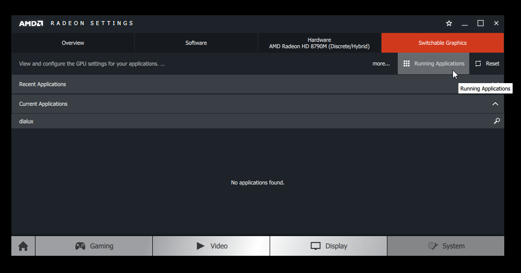 Use DIALux with AMD Radeon : Knowledge Base DIALux evo