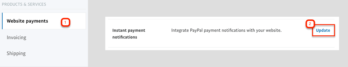 Configuring PayPal : MemberMouse Support