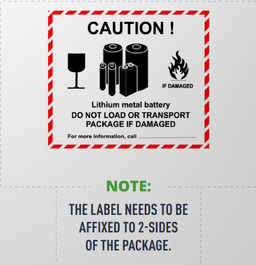 Requirements For Shipping Lithium Ion Batteries Shipmonk