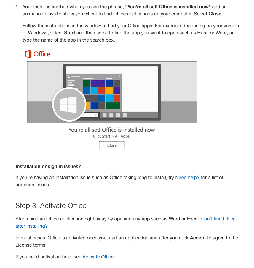 How to Install or Reinstall Office 365 on a PC or Mac