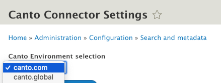 How to Install, Use and Configure Canto's Drupal Plugin
