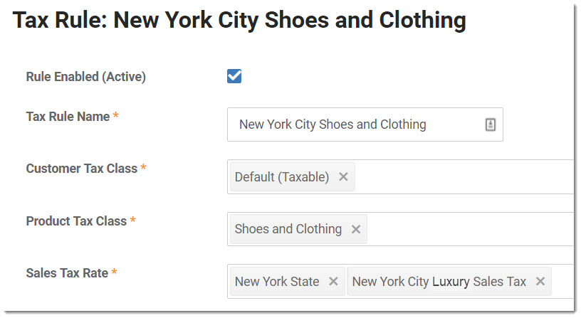 Ny State Tax Calculator >> Setting Up Luxury Sales Taxes