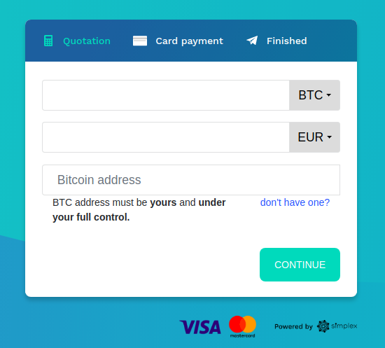 Can buy ripple cryptocurrency with my credit card