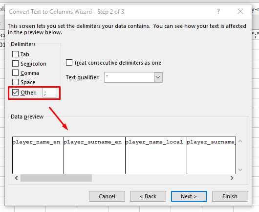 How to Import Team's Roster Using CSV File : Support Centre
