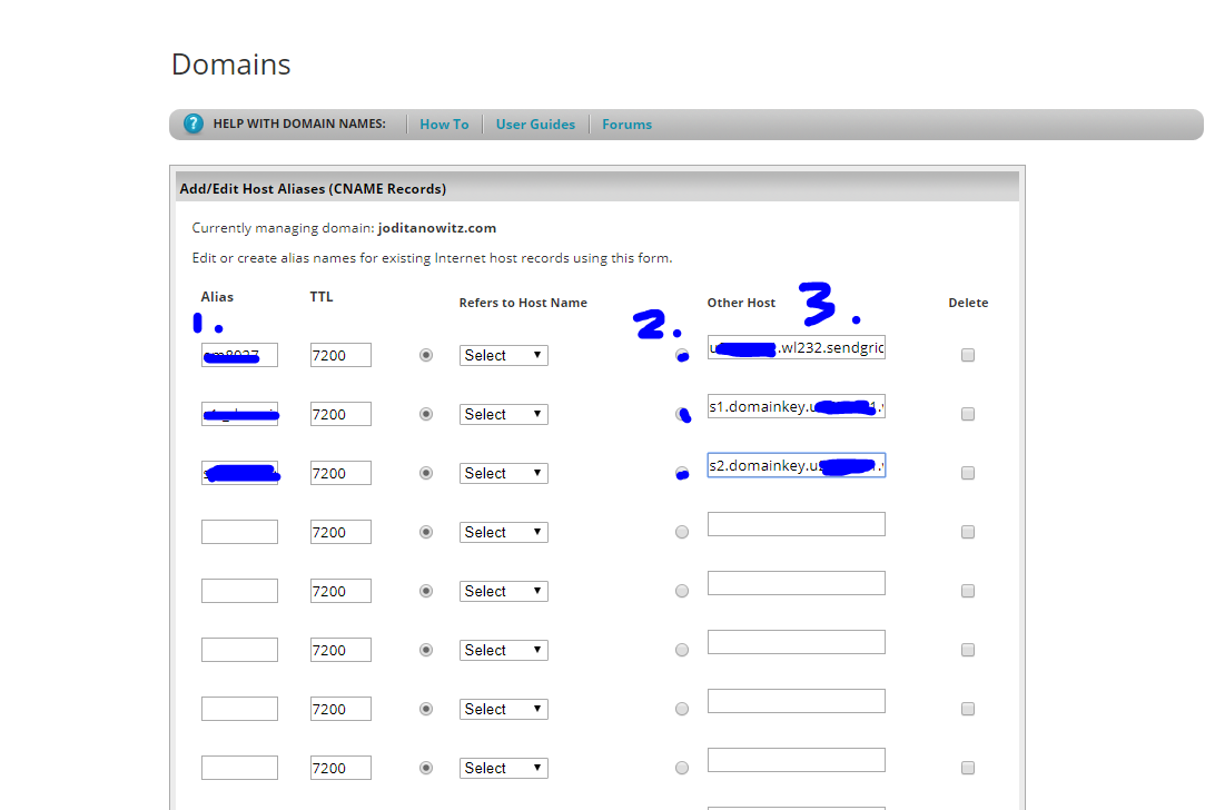 How To Add Dns Records For White Label Network Solutions