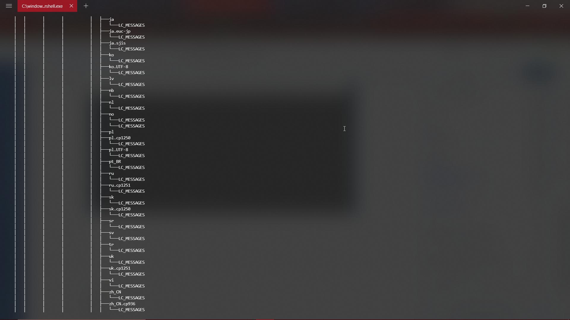 9 Free Windows Terminal Apps: Fluent Terminal