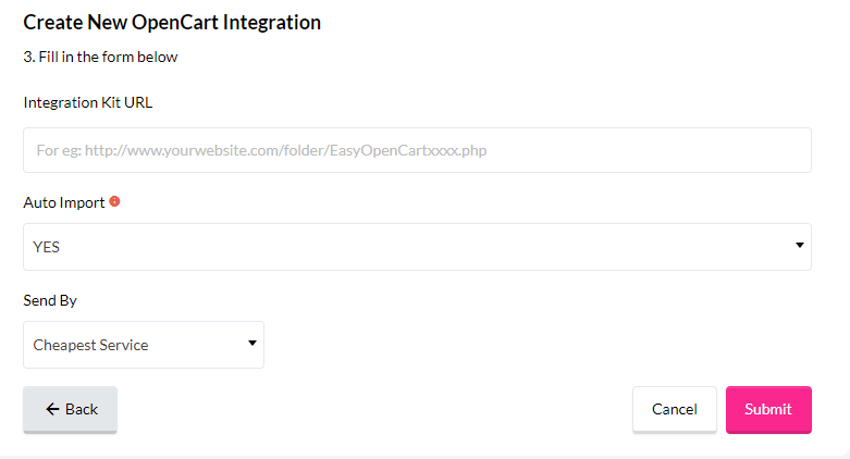 OpenCart Integration (6)