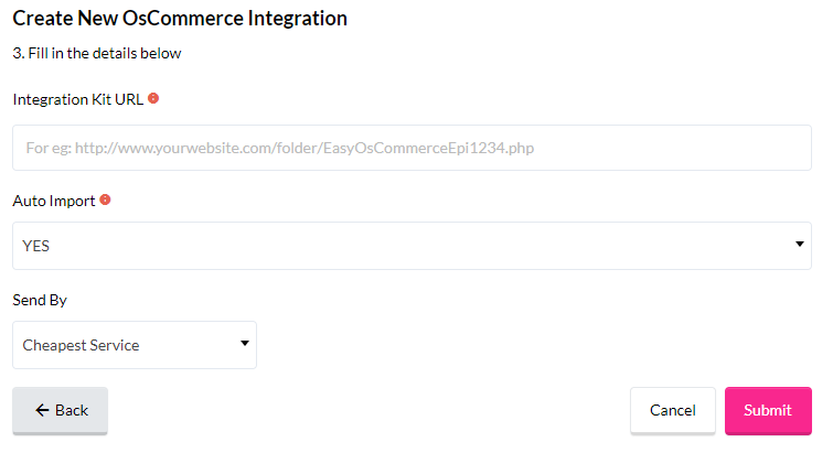 OsCommerce Integration (6)