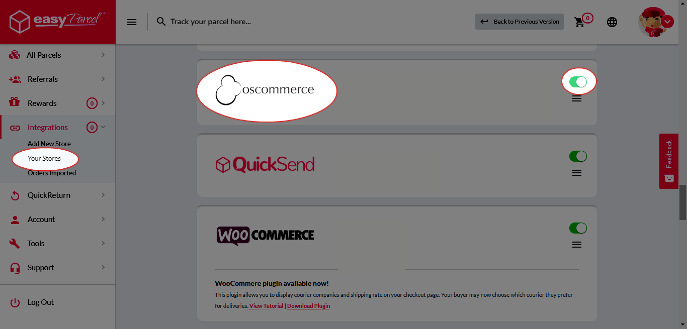 OsCommerce Integration (7)
