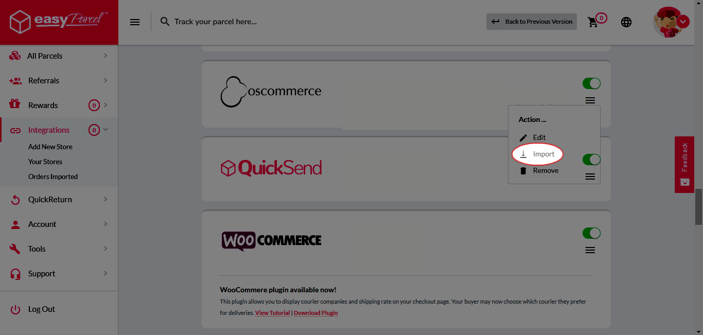 OsCommerce Integration (8)