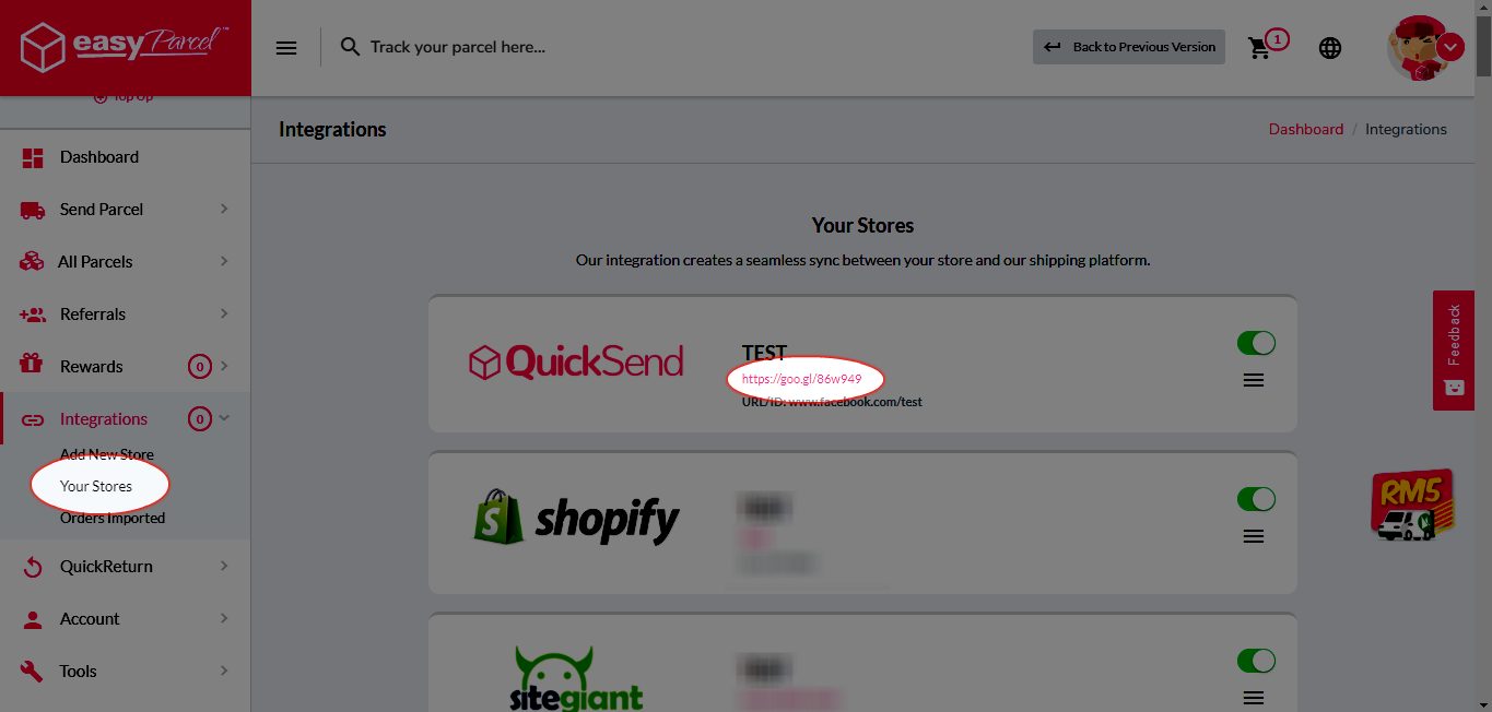QuickSend Integration (6)