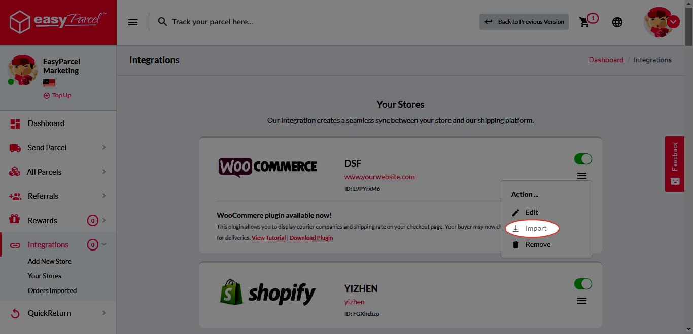 WooCommerce Integration (8)