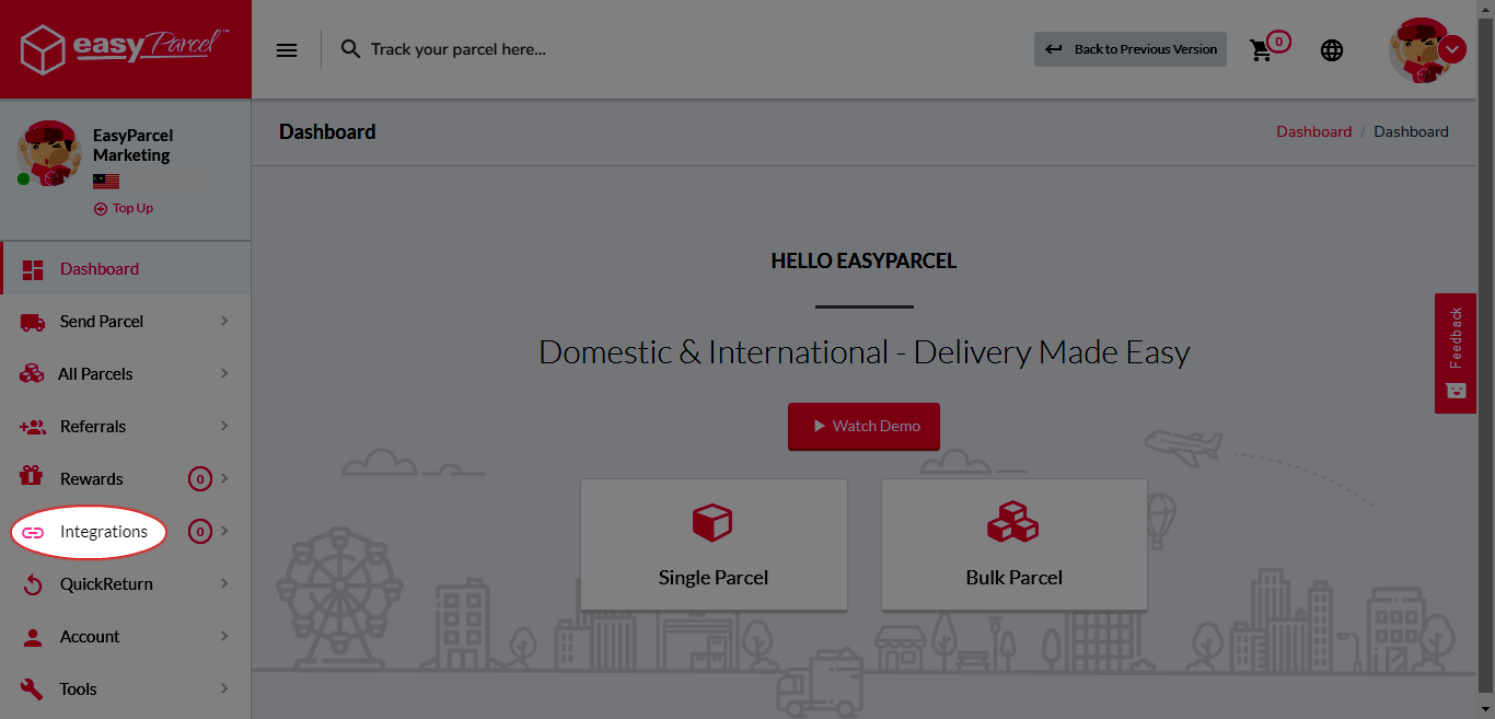 OsCommerce Integration (1)