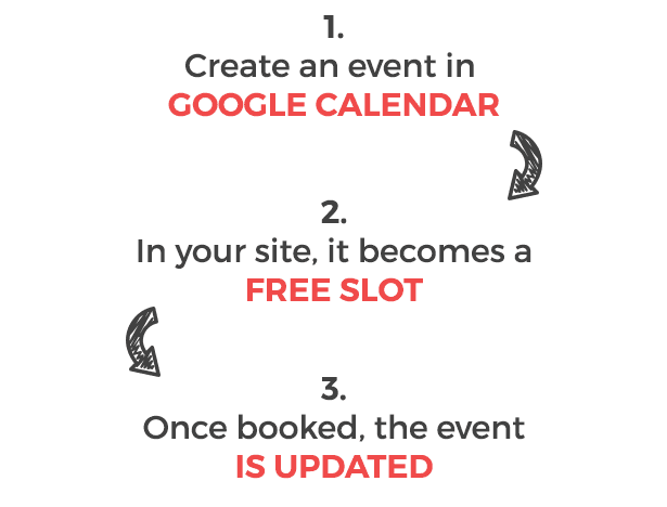 team booking wordpress plugin workflow