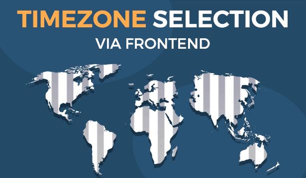 team booking wordpress plugin timezone custom